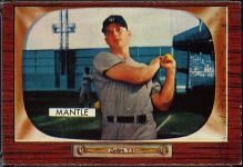 1955 Bowman micky mantle